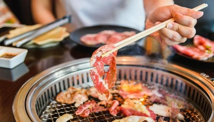 olahan daging menu Korea