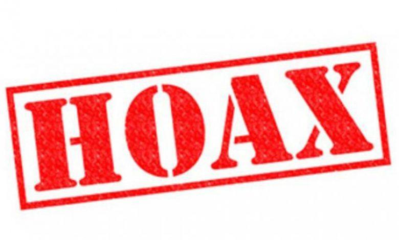 Tips Atasi Hoax