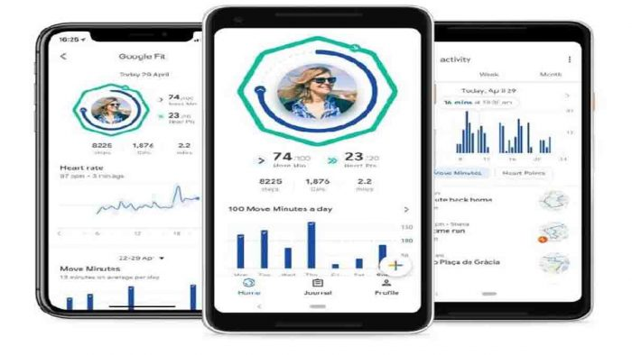 Aplikasi untuk Olahraga