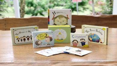 Photo of 5 Rekomendasi Buku untuk Anak 2 Tahun