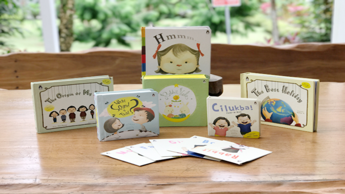 buku untuk anak 2 tahun