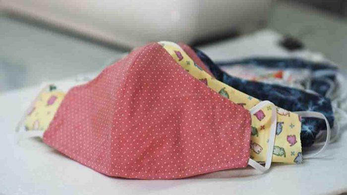 tips membuat masker kain