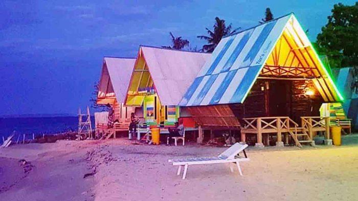 list wisata bahari