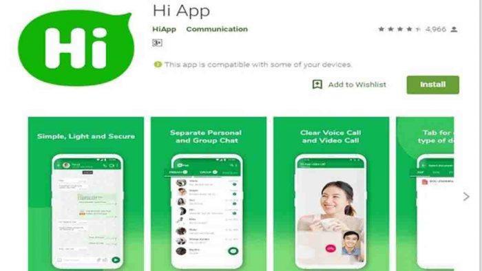 Aplikasi Saingan Whatsapp dan Line