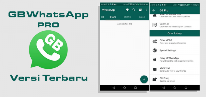GB Whatsapp Mod Version