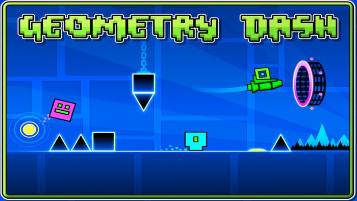 full version Geometry Dash